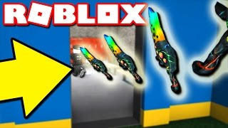THROWING ONLY CHALLENGE (Roblox Assassin)
