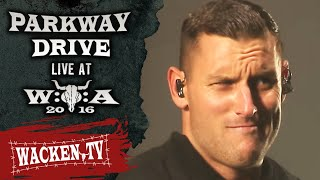 Parkway Drive - Carrion, Karma & Crushed - Live at Wacken Open Air 2016
