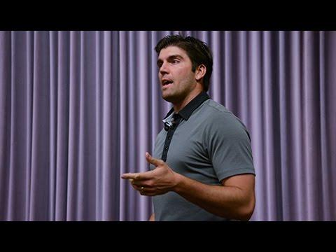 Derek Belch: Immersed in Virtual Reality [Entire Talk]