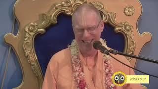 Шримад Бхагаватам 1.11.35 - Бхакти Чайтанья Свами