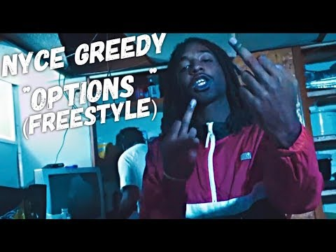 "Nyce Greedy –  ""Options"" (Freestyle) Shot By MichiganMade Films"