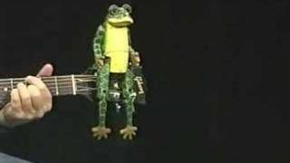 Singing with Fred the Frog