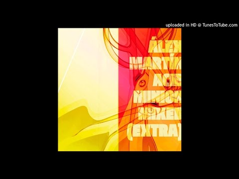 Alex Martin - Acid Minion Mixed (Extra) (SR008)