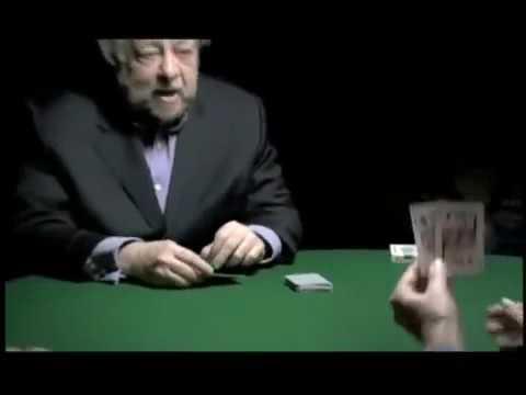 Ricky Jay Plays Poker