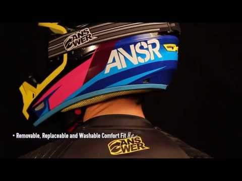 2013 Answer Racing - Evolve Helmet