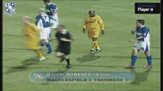 REWIND WEDNESDAY: Macclesfield v Tranmere 2004