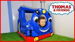 ✰ Паровозик Томас и Его Друзья Видео Для Детей Thomas and Friends Toy Trains
