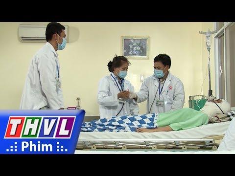 THVL | Tình Kỹ Nữ - Tập 17[3]: Hoài Lên Cơn Co Giật, Cô Trách Thông Hại Chết Mình