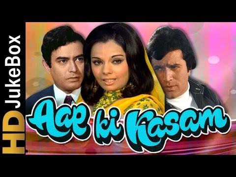 Aap Ki Kasam 1974  Full  Songs Jukebox  Rajesh Khanna, Mumtaz, Sanjeev Kumar