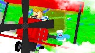 WYLECIELIŚMY POZA MAPĘ❗| Minecraft Farma #7