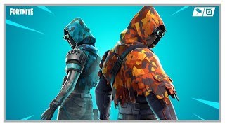 Fortnite: New Longshot & Insight Skins With Backpacks