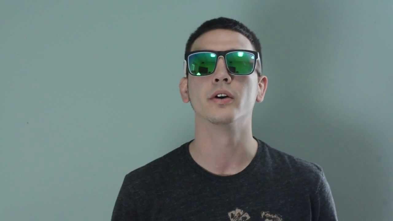 266aa9179dc Spy Optics with Happy Lenses - YouTube