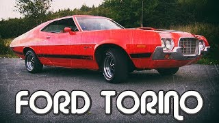 Форд Торино (Ford Torino) 1968-1976 | История Маслкара