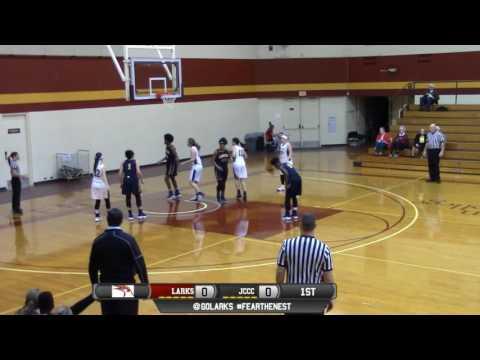 Women's Basketball vs. Johnson County Community College
