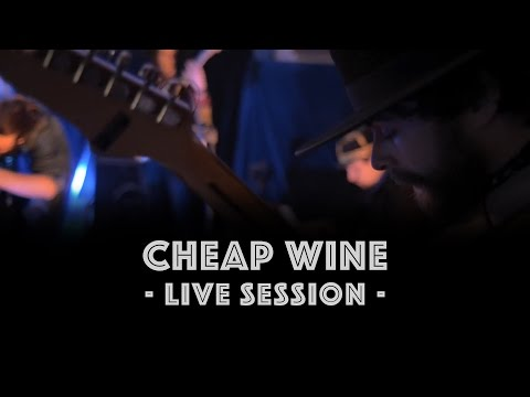"◄ Cheap Wine ► ""Yesterday's Dream"" • Celebration Days Live Session"