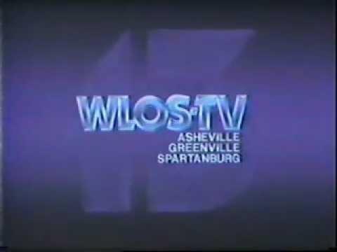 WLOS-13, Asheville, NC, news opening, circa 1984