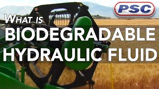 What is a Biodegradable Hydraulic Fluid?