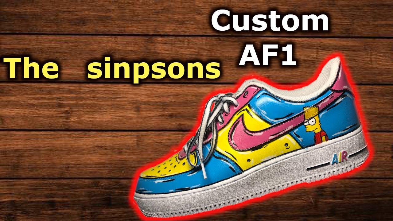 force 1 custom