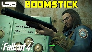 Fallout 4 - Postman & His Boomstick Gameplay