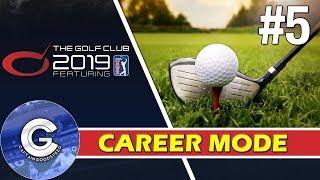 Let's Play The Golf Club 2019 | Career #5: FIRST WIN? | PGA Tour Career Mode