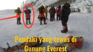 Pendaki yang tewas di Gunung Everest