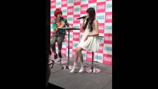 女子動画ならC CHANNEL http://www.cchan.tv 原宿で行われたイベント「H...