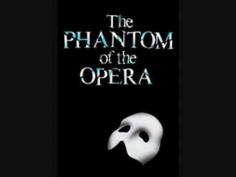 Masquerade - The Phantom of the Opera Original London Cast Recording