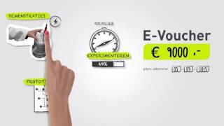 Animatie over Subsidie (Meertalig, Interactief, NL versie)
