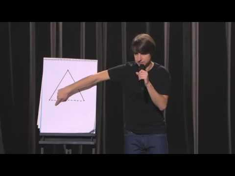 Demetri Martin - Love Triangle