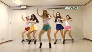 Psy Waveya Gangnam Style - Korean Dance Team (720p)
