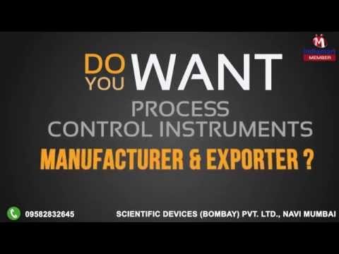 Process Control Instruments By Scientific Devices (bombay) Pvt. Ltd., Navi Mumbai