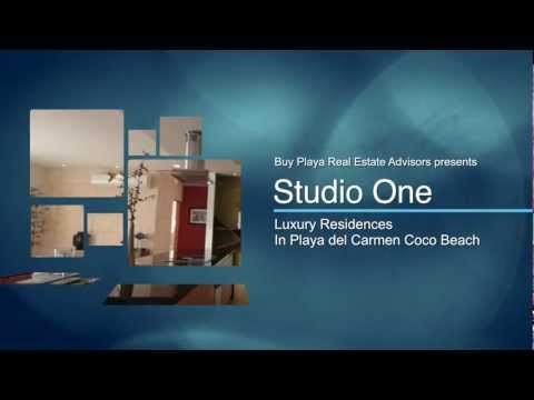 Playa del Carmen Real Estate – Studio One Luxury Residences