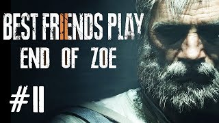 Two Best Friends Play Resident Evil 7 - End of Zoe (Part 2/3)