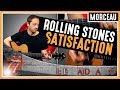 Cours de guitare : Apprendre Satisfaction de The Rolling Stones