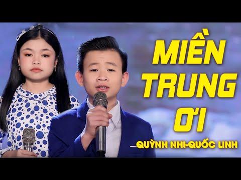 Miền Trung Ơi | Quỳnh Nhi ft Quốc Linh | Official MV