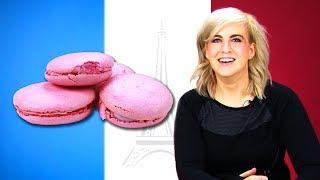 Irish People Taste Test French Pastries