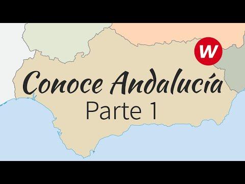 Conoce Andalucía | Parte 1: Provincias | Spanisch-Video für