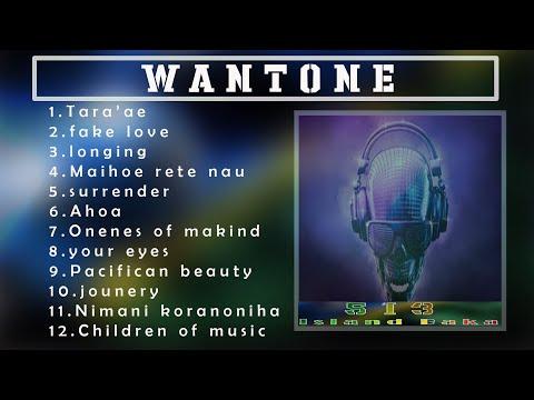WANTONE - TOP SONGS (SOLOMON ISLAND MUSIC)