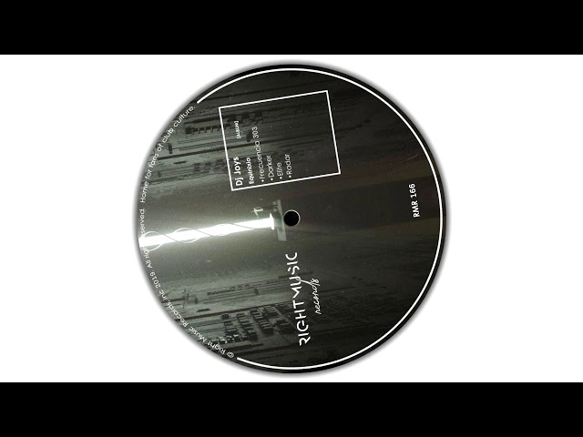 Dj Joys - Elite (Original Mix) [Right Music Records]