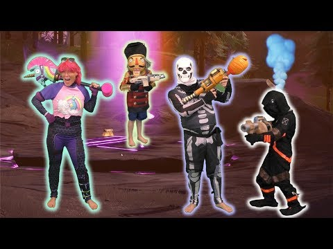 Top 21 Fortnite Props and Halloween Costumes in Real Life