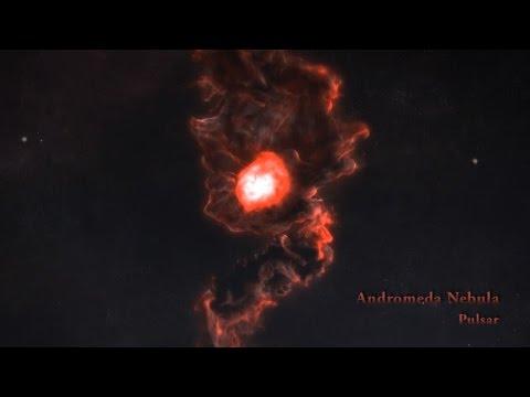 Pulsar - Andromeda Nebula
