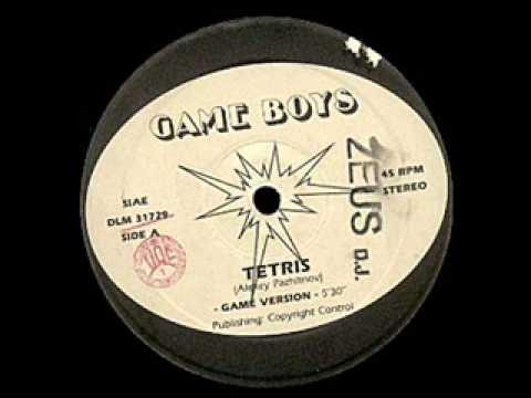 Game Boys - Tetris (1992)