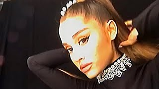 Ariana Grande singing Video by India Arie