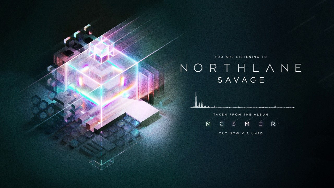 northlane-savage-unfd