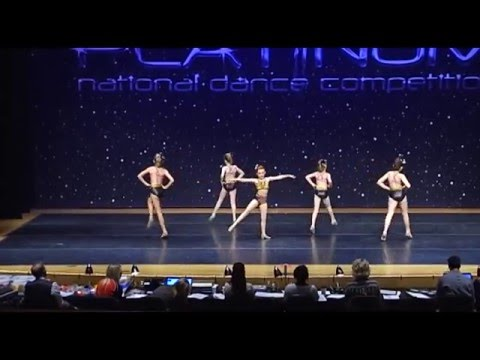 "Makenzie Esparza ""It Girls"" Junior small group - Imagery In Motion Dance"