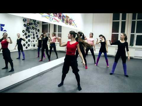 Heart – Beat.Contemporary Dance by Екатерина Губская.All Stars Work shop 02.2015