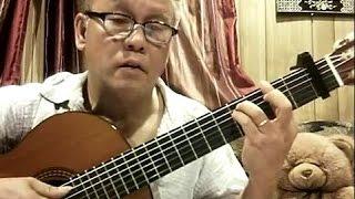 Kỷ Niệm (Phạm Duy) - Guitar Cover by Hoàng Bảo Tuấn
