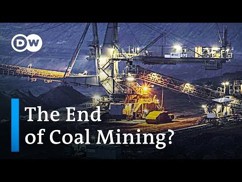 Germany Plans To Phase Out Coal Mining | DW News