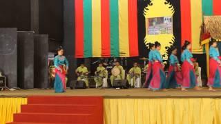 "Festival tari kreasi Melayu se Nusantara ""Hamidah"" (IPMKRY K-Kota Tg.Pinang)"