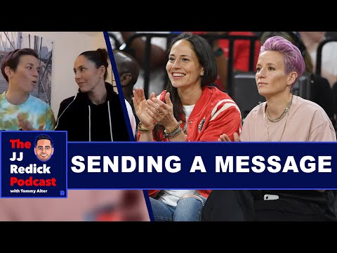 Megan Rapinoe and Sue Bird on Speaking Out in Sports